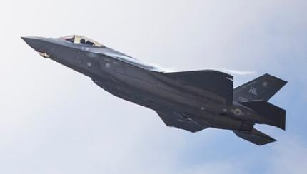 US Air Force, Lockheed Aim to Prove F-35 Critics Wrong in Demo at Paris Air Show