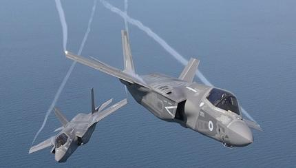 Lockheed Martin Selects Harris Corporation to Upgrade F-35 Lightning II Mission System Avionics
