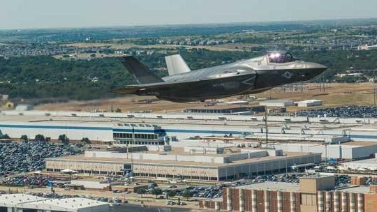 A Symphony of Flight: F-35 Flight Operations Center