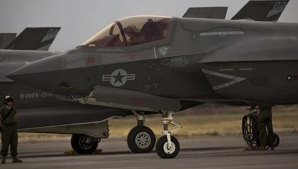 Avengers Assemble: Marine Corps, Air Force F-35s Come Together for Ground-Breaking Exercise