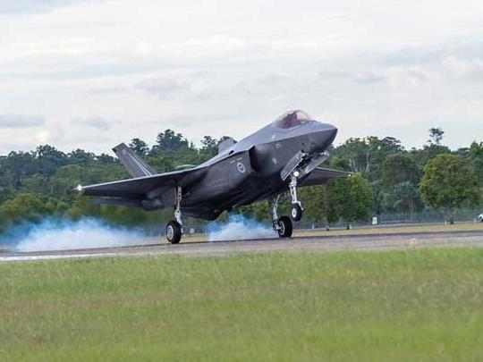 Australian Defence Heavyweights Celebrate F-35 Program Milestone