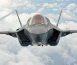 Marking 35 Days To Go With F35B Lightning II