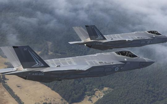 Next Eight RAAF F-35As on Track for 2018 Delivery