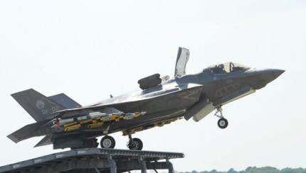 VIDEO: F-35B Phase 2 Ski Ramp Trials Continue