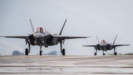 Hill, Robins to Provide F-35 Software Sustainment