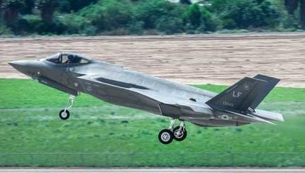 Peeking into the Air Force's F-35 Training Course