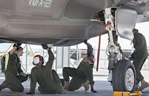 F-35 Maintenance Training: Innovation in Learning