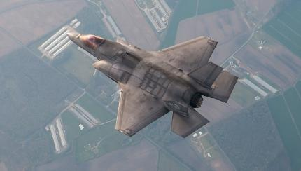 F-35 Pilots From UK and Europe Begin Coalition Interoperability Trials