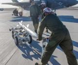 F-35B Hot Loads With AIM-120's