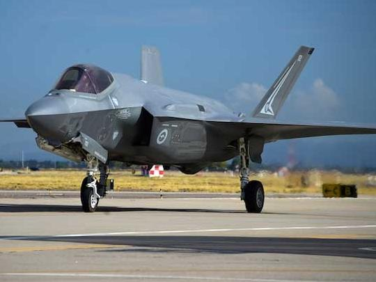 RAAF F-35 Maintenance Training Making Progress