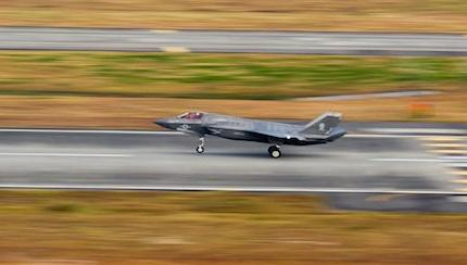 16 High-Tech F-35B Stealth Fighters Now Deployed To Japan