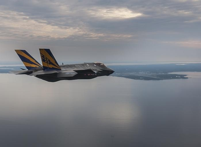 U S Navy's Newest Fighter Jet F-35C | F-35 Lightning II
