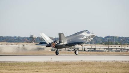 UK Takes Delivery Of Final F-35B Lightning This Year