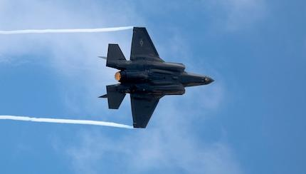 F-35 To Incorporate Automatic Ground Collision Avoidance System