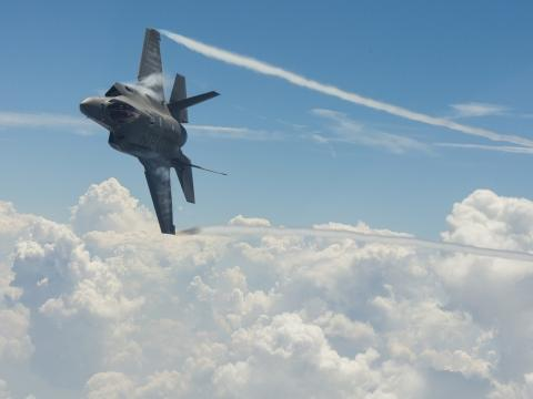 The Warfighter's Edge: 3 Ways the F-35 Supports the Pentagon's National Defense Strategy