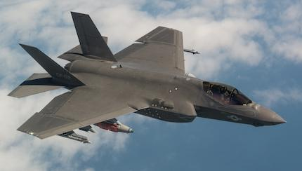 F-35 Completes Most Comprehensive Flight Test Program In Aviation History