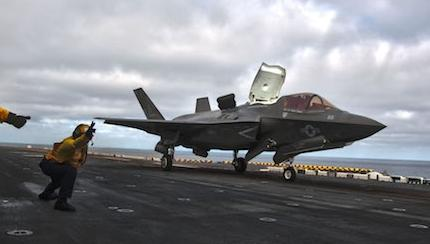 Pentagon And Lockheed Martin Finalize F-35 Sustainment Contract To Enhance Readiness And Reduce Cost