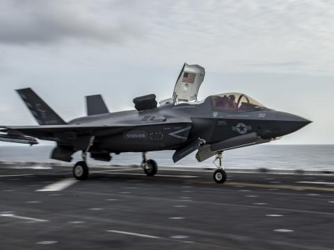 Everything You Need to Know about the F-35B