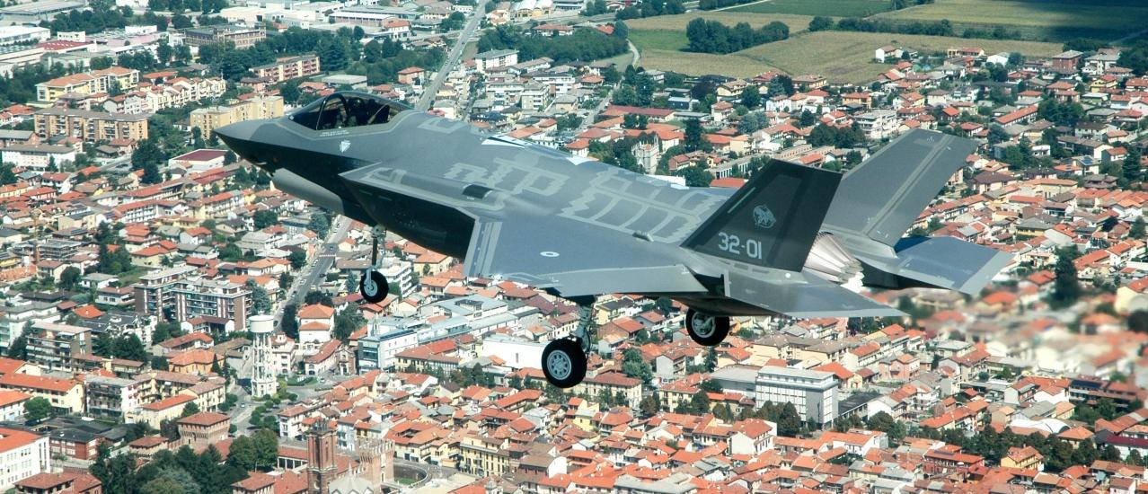 Italian Air Force Declares F-35 Initial Operational Capability