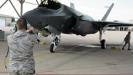 F-35 Maintainers at Hill AFB Shaping Future with BOLT