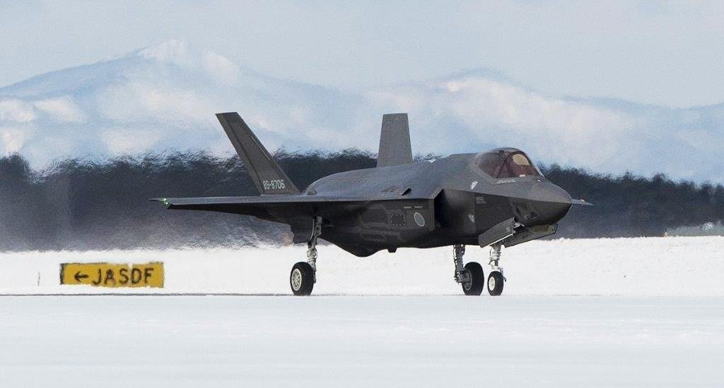 Japan Commits to Acquire 105 Additional F-35 Aircraft