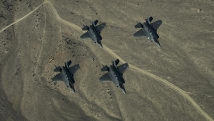 F-35A to Participate in 'Gunfighter Flag' Exercise