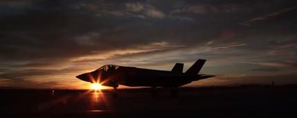 The F-35: Lethal. Survivable. Connected.