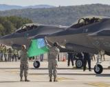 Air National Guard Receives its First Two F-35 Aircraft